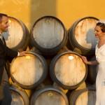 Wedding Boda Novios A-0513 Can Bonastre Wine Resort
