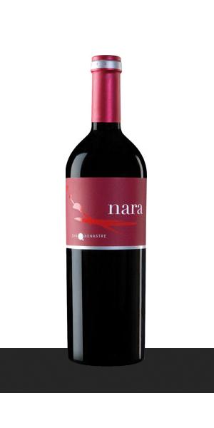 Vino Tinto Can Bonastre Nara Crianza 2007 Penedes Red Wine