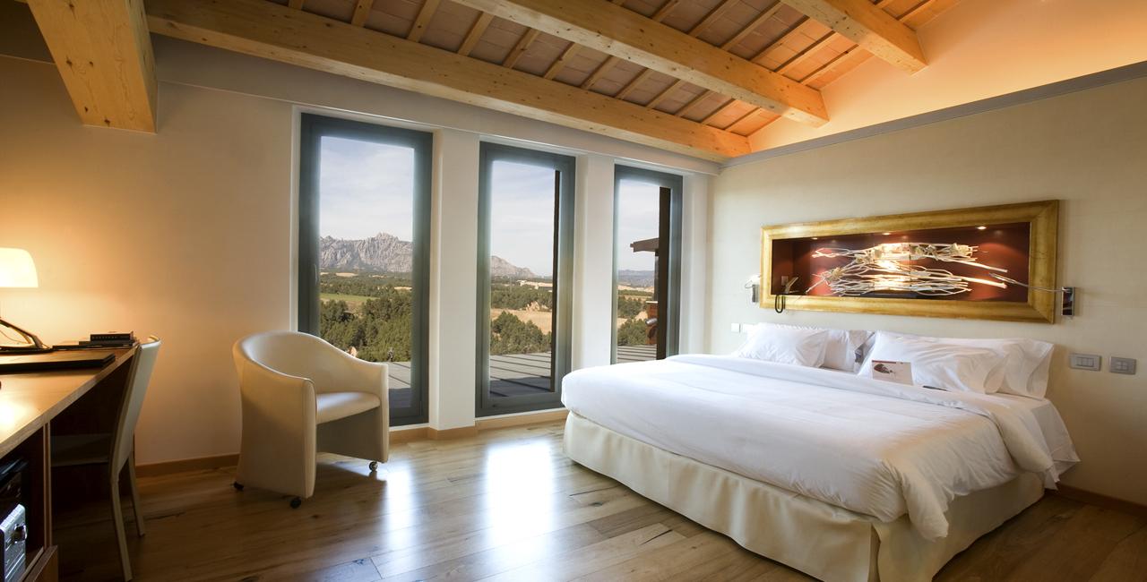 Hotel entre Viñedos Can Bonastre Vineyard Hotel