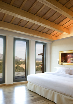 Room at Vineyard Hotel Can Bonastre