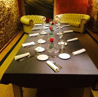 Restaurante Tibia Can Bonastre Restaurant 12